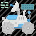 automobile, moon, rover, rovermoon, transportation