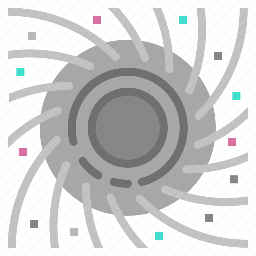 Astronomy, black, galaxy, hole, space icon - Download on Iconfinder