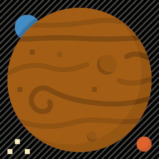 astronomy, planet, space, universe, venus icon