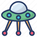 astronomy, planetary system, scapecraft, science equipment, space, space shuttle, spaceship icon