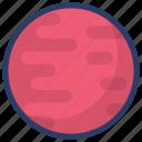 astronomy, planet, planet venus, planetary system, venus icon