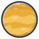 astronomical, astronomy, planet, planetary system, saturn, space icon