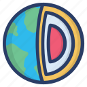 planet, planetary system, solar eclipse, space, sun eclipse icon