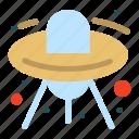 alien, ship, space, ufo icon
