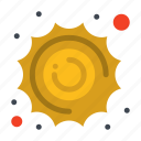 astronomy, planet, space, sun icon
