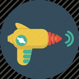 alien, blaster, gun icon