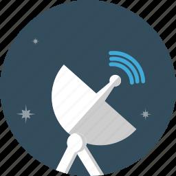 communication, radar, signal, transmission icon
