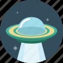 alien, spaceship, ufo