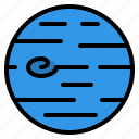 neptune, space, universe, solar, system