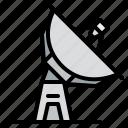 satellite, dish, parabolic, antenna, communication