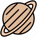 saturn, space, universe, solar, system