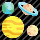planets, planet, astronomy, mercury, universe