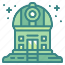 observatory, telescope, astronomy, education, buildings