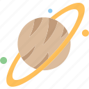 saturn, planet, ring, star, solar