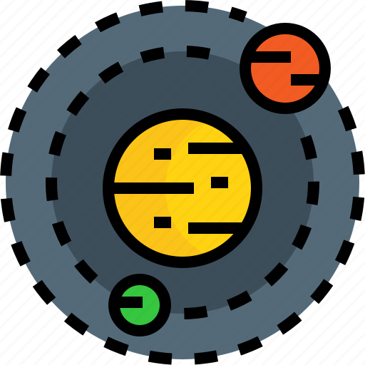 solar, space icon