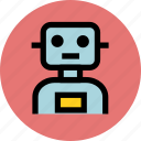automation, machine, robot, robotic, technology icon