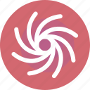 space, storm icon