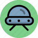 alien, science, space, ufo, universe icon