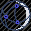 earth planet, globe, orbit, orb, sphere