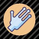 alien, alien hand, hand, ufo hand