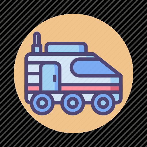 colony, colony transport, suv, swat, transport, transport colony, van icon