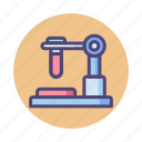 experiment, research, sample, science, scientific, test tube icon