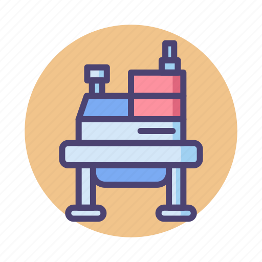 science, science station, station icon