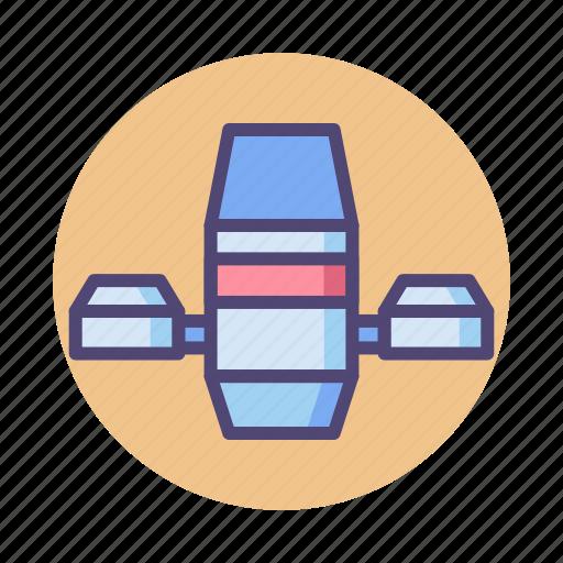 cruiser, interceptor, space, space interceptor, spaceship icon