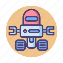 robot, space robot, bot, robotics, space