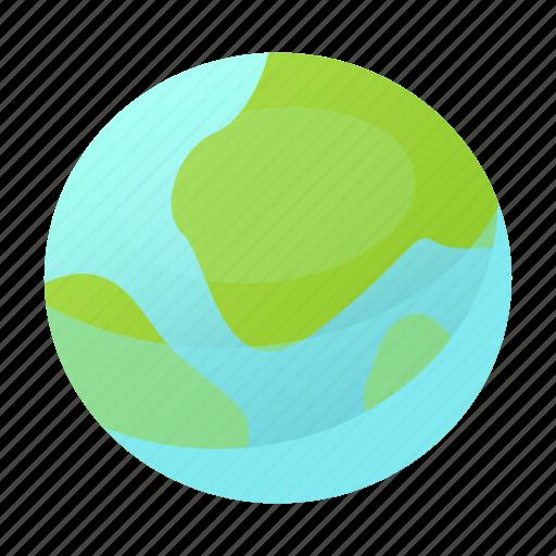 earth, globe, orbit, planet, space, world icon