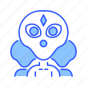 alien, alien group, aliens, creature icon