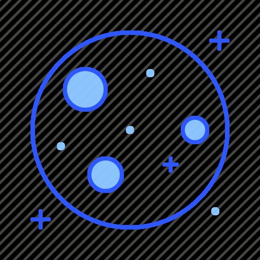 mercury, planet, space, universe icon