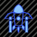 nasa, rocket, space, space ship, spaceship icon
