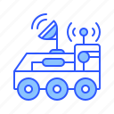car, moon rover, robot, rover, vehicle icon