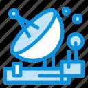 antenna, communication, parabolic, satellite, space