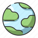 circle, earth, global, globe, planet, space, world