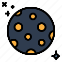 moon, planet, solar, space, system, universe icon