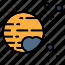 planet, pluto, solar, space, system, universe