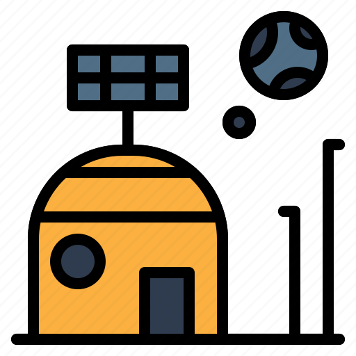 drone, launch, space, spacecraft icon