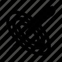 black, cosmos, gravity, hole, impact, space, universe icon