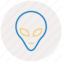 alien, alien icon, space, ufo icon