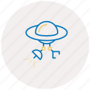 alien, antenna, satellite, sputnik, ufo, ufo icon icon