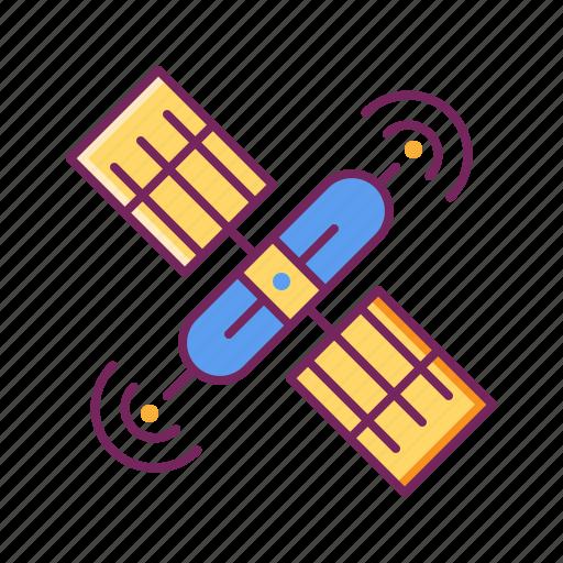 antenna, satellite, technology, telescope icon