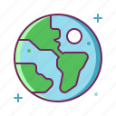 earth, global, globe, planet, world