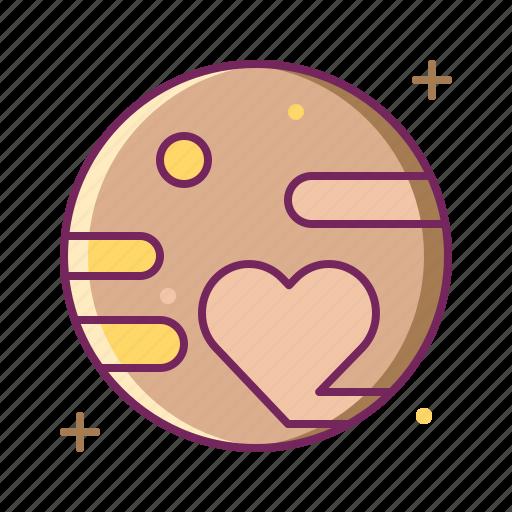 planet, pluto, space, universe icon