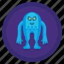 alien, astronomy, space, species icon