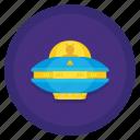 alien, planet, space, ufo icon