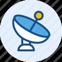 antena, satelite, signal, space icon