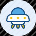alien, space, ufo, vehicle