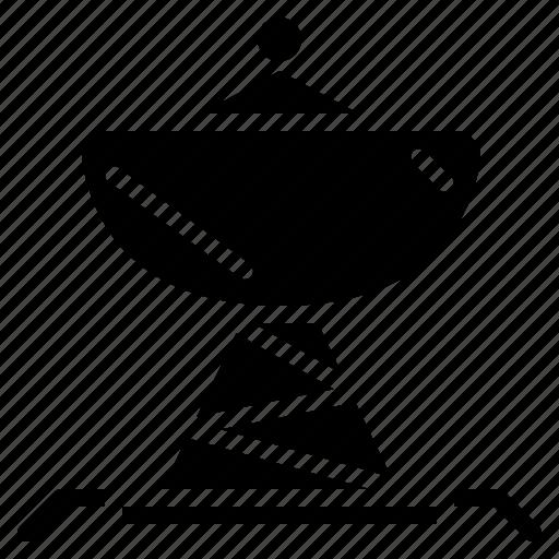 antennas, communication, link, satellite, space icon
